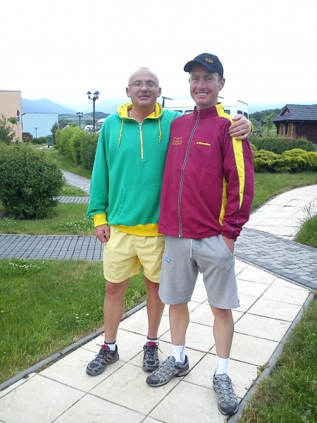 With Peter Matoš