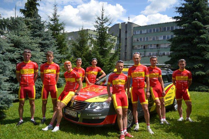 Cycling Team Dukla Trenčín 2011