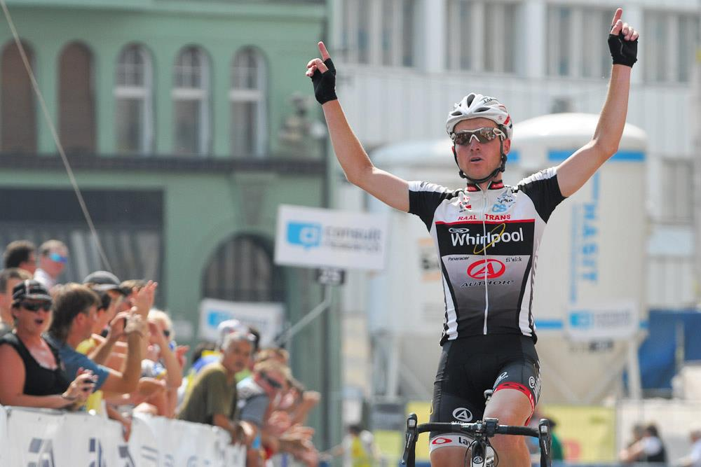 Czech Cycling Tour 2012, 4. stage